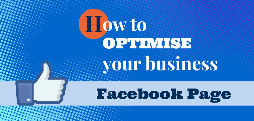Optimise Facebook Business Page