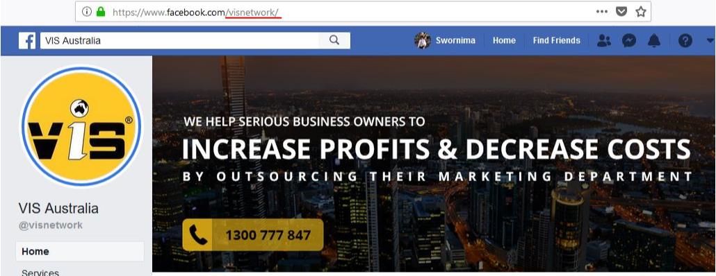 Optimise Vanity URL