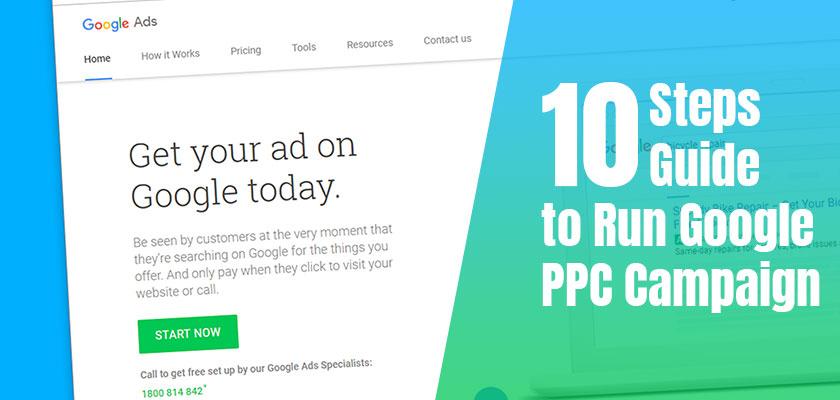 Guide to Run Google PPC Campaign